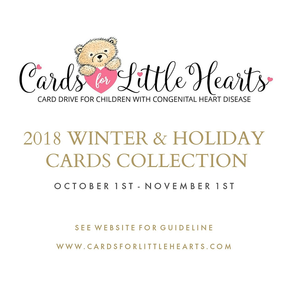 2018 Cards For Little Hearts