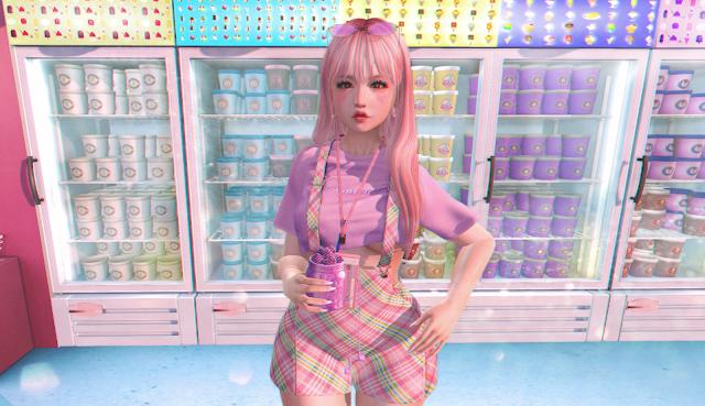 【icecream shop】