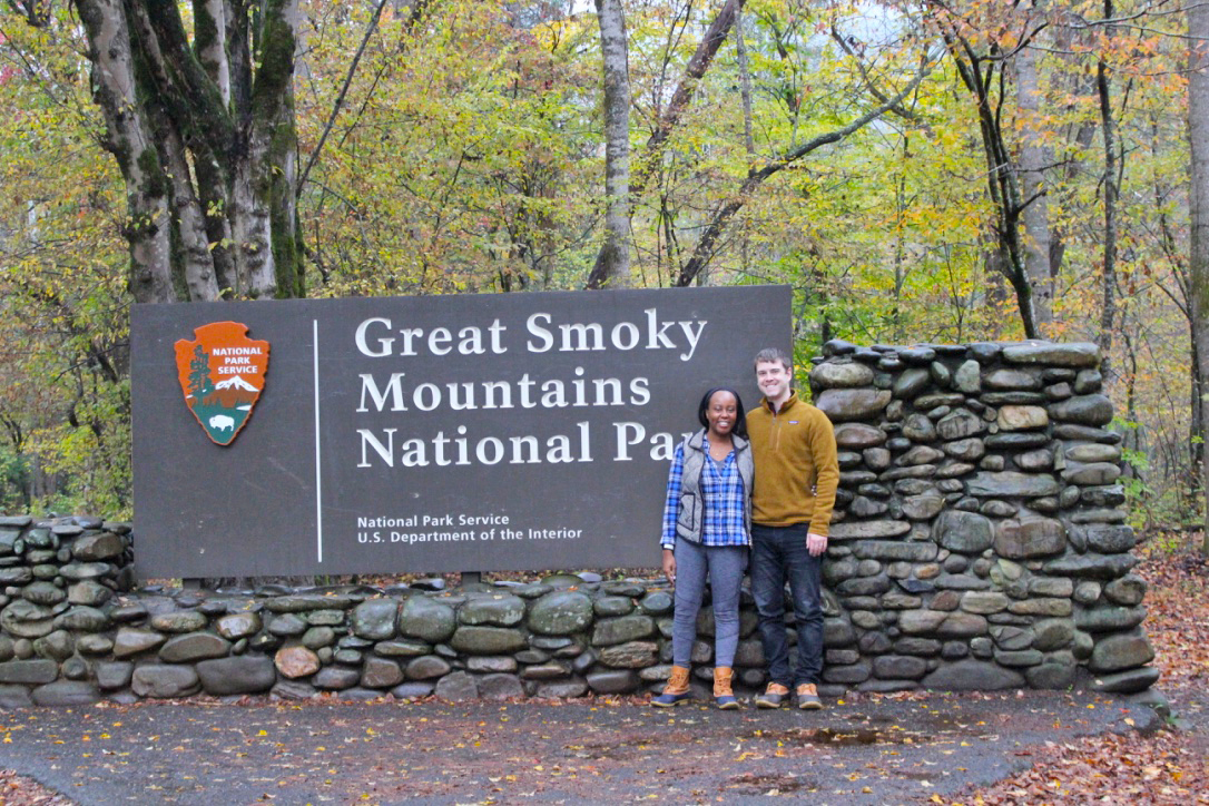 great smoky national park autumn