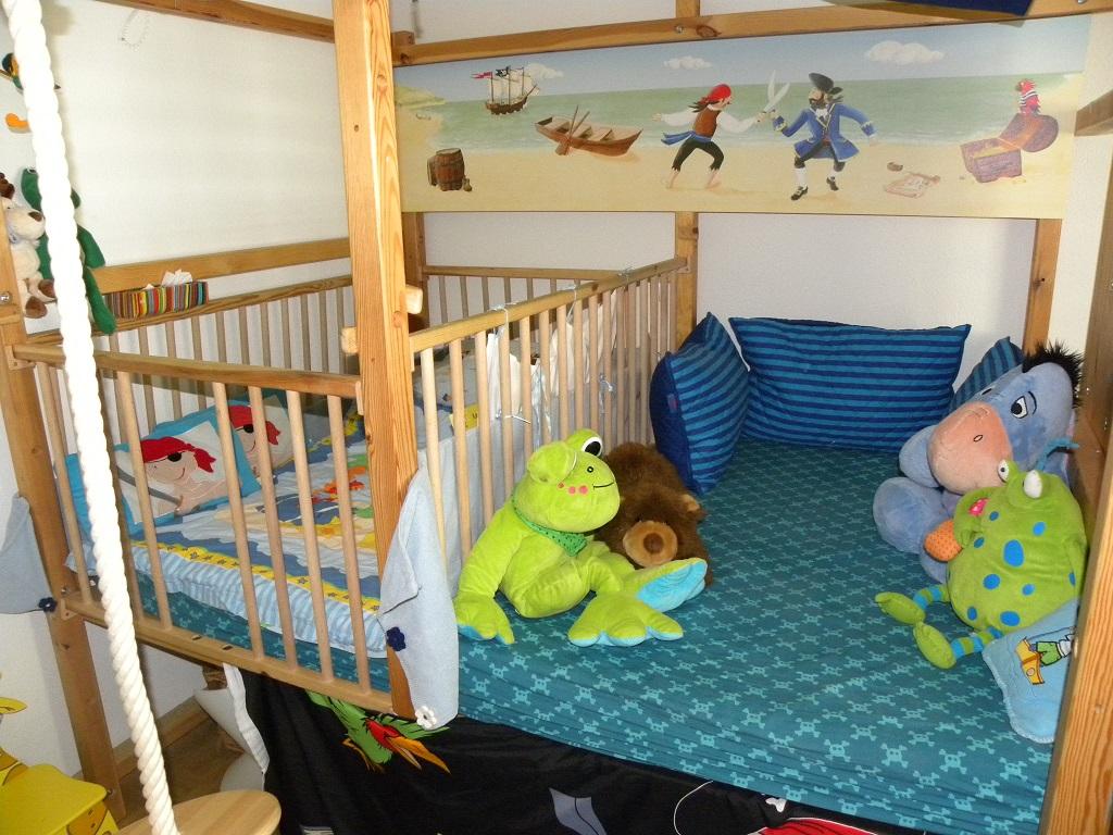 billi bolli das mitwachsende abenteuer bett justibeauty. Black Bedroom Furniture Sets. Home Design Ideas