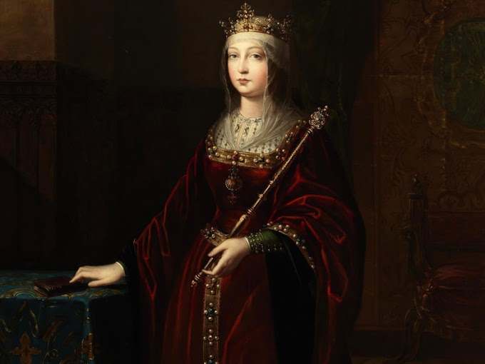 """THIS DAY IN HISTORY: Isabella I Of Castille Was Born; """"The Inquisition Queen"""""""