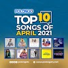 Top 10 Songs of April 2021