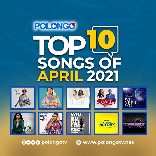 Top 10 Songs of April 2021