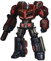 War for Cybertron Optimus Prime art