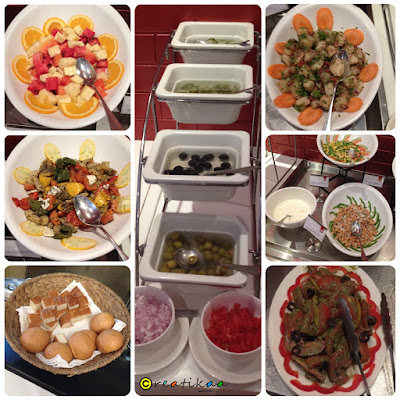 salads e hotel restaurant review