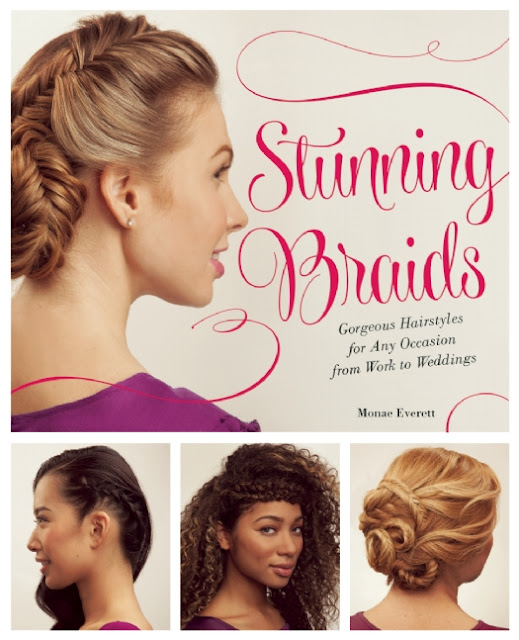 Beauty | Stunning Braids by Celebrity Stylist Monae Everett | Book