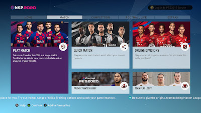PES 2017 Next Season Patch 2020 AIO Season 2019/2020