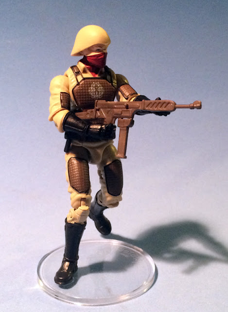 2008, Past Nastification, Cobra Hostile Environment Trooper, 25th Anniversary,