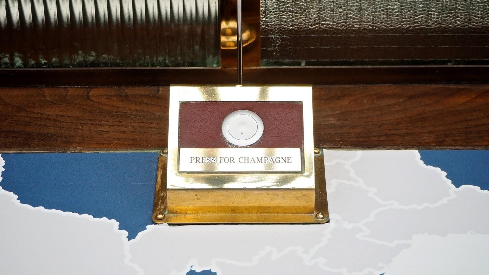Press For Champagne Button