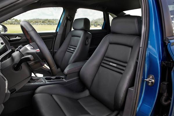 VW Jetta GLI ganha conceito Blue Lagoon Jetta GLI nos EUA - fotos