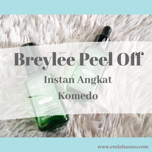 Review Breylee Peel Off : Cara Instan Angkat Komedo
