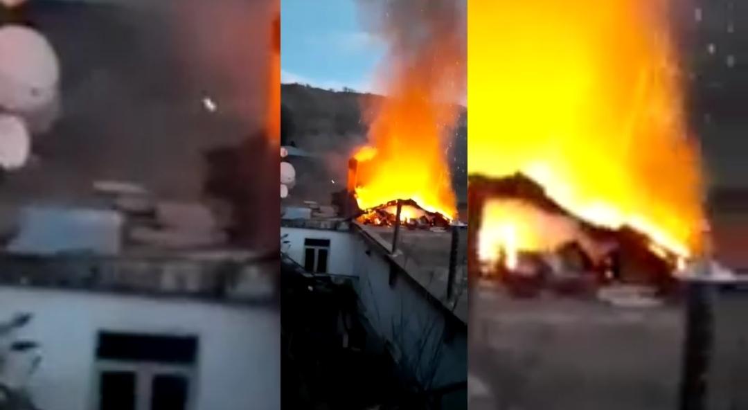 Ξάνθη: Ηλικιωμένοι κάηκαν ζωντανοί στις Σάτρες [ΒΙΝΤΕΟ]