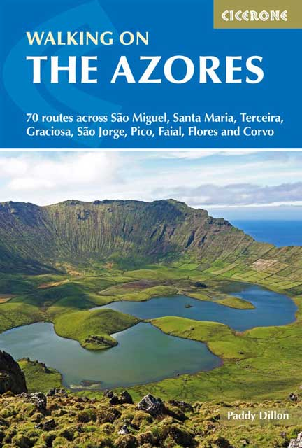 Walking on the Azores Book Review