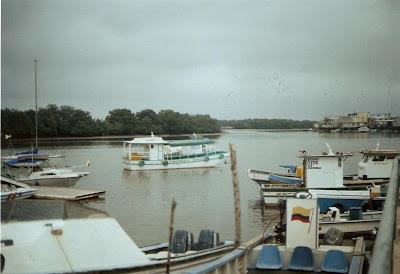 Turismo en Ecuador Puerto Bolívar