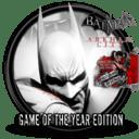 تحميل لعبة Batman Arkham City GOTY الاجهزة الماك