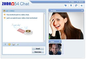 Dating site chat room