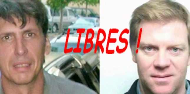 Otages libres
