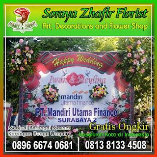 toko bunga papan di surabaya