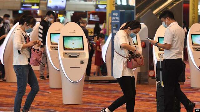 Singapura akan Larang Semua Pengunjung dari China