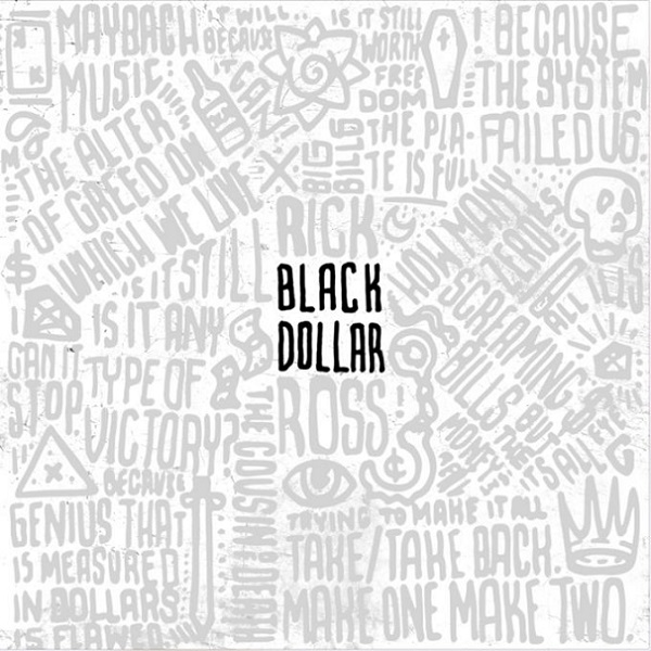 Rick Ross - Black Dollar [Mixtape] [2015]