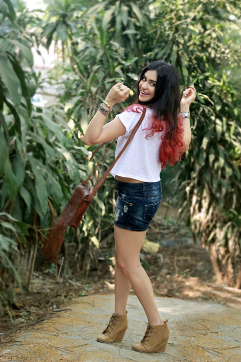 Adah Sharma Photoshoot Pics