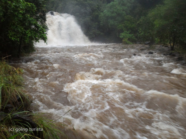 Lubong Nangoloan or Anghalo Falls Flash Flood