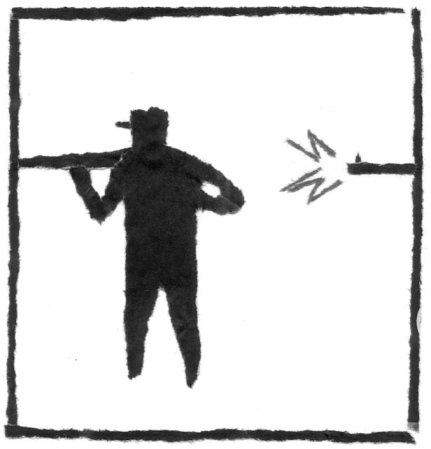ilustración dibujo collage marcos moran illustration drawing