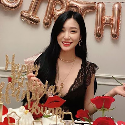 SNSD Tiffany Birthday Pictures