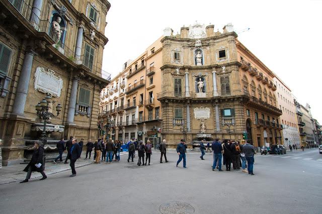 Quattro Canti-Palermo