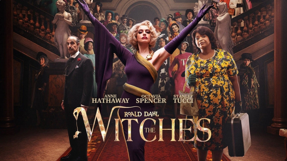 Anne Hathaway,, Octavia Spencer, The Witches, Movie Review by Rawlins, Comedy, Horror, Mystery, Fantasy, Rawlins GLAM, Rawlins Lifestyle