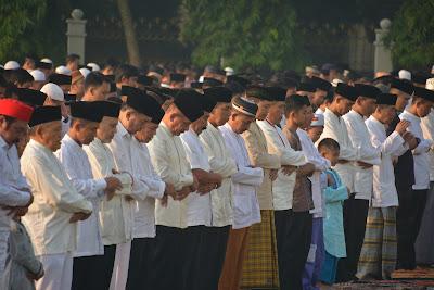 MUI Keluarkan Ketentuan Shalat Idul Fitri 1 Syawal 1441 H di Rumah