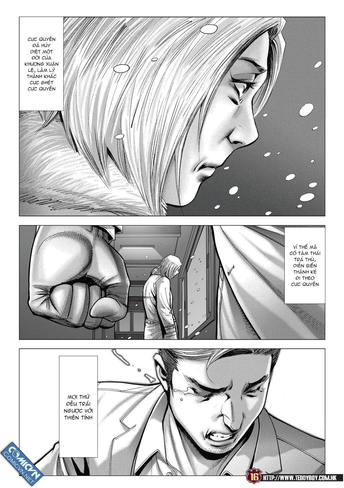 Người Trong Giang Hồ chapter 2137: tiền lộ nan hành trang 15
