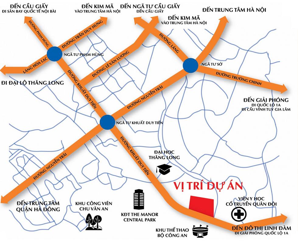 CHUNG CƯ TÒA B KIM VĂN KIM LŨ VINACONEX 2