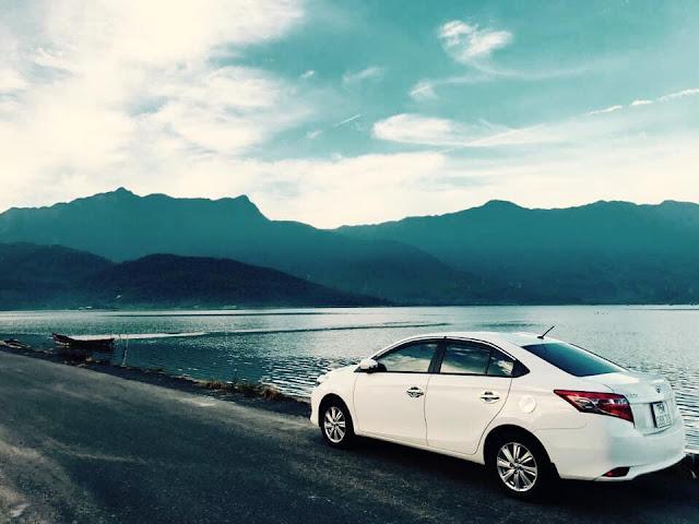 Cho thue xe du lich 4 cho Toyota Vios tai Sai Gon - Ho Chi Minh