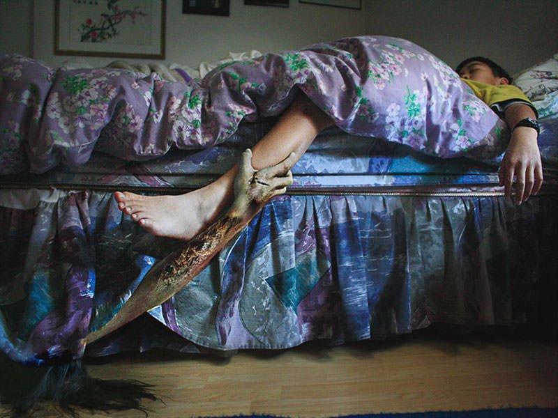 Retales de una vida debajo de la cama - Camas con cama debajo ...