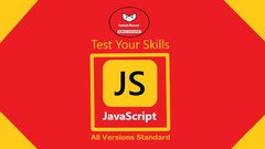 JavaScript Test With Explanation | All Versions Standard