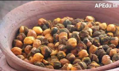 Eat grilled peanuts on a regular basis  Eat excess weight ..!
