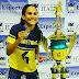 Atleta da seleção de futsal de Ibaretama é convocada para a seleção brasileira de futebol