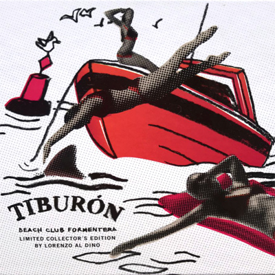Tiburón Beach Club Formentera (Double CD)