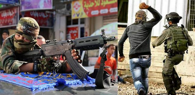 Masya Allah... Kisah Nyata, Ketika Tentara Allah Bantu Rakyat Palestina saat Intifadhah