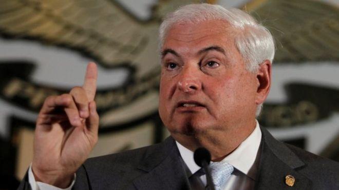Panama's former President Ricardo Martinelli arrested in US