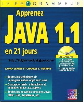 Télécharger Livre Gratuit Apprenez Java 1.1 en 21 jours pdf