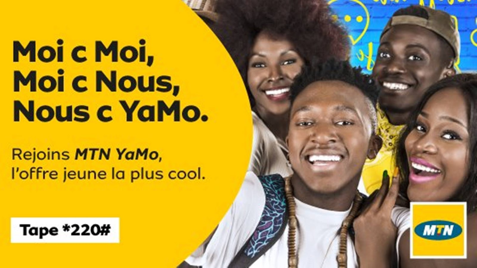 Mtn Yamo Mix Offers 6GB Data, 25000Frs Call Credit and SMS