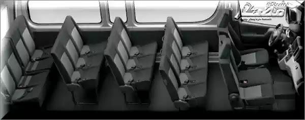 أسعار ميكروباصات السقف العالي الياباني