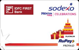 IDFC Sodexo Premium Pass