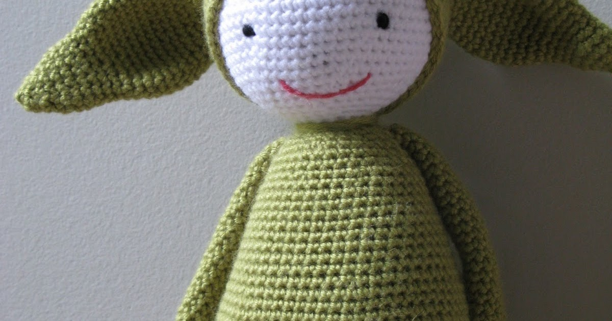 meo my crochet: Green Goblin Baby Pattern