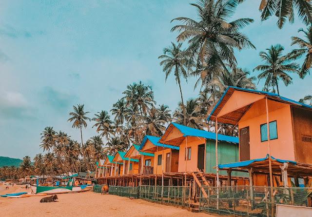 tourist destinations in India Goa