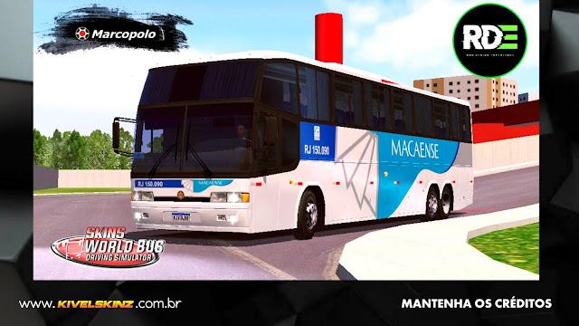 PARADISO GV 1150 - VIAÇÃO MACAENSE