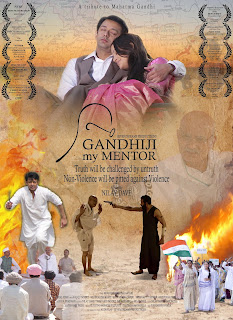 Gandhiji My Mentor 2016 Download 720p WEBRip