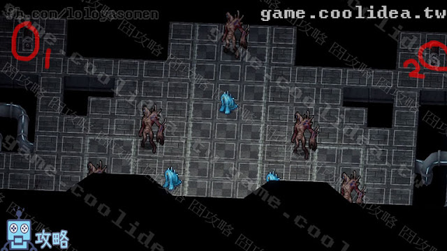 Mercenaries Blaze 傭兵烈焰 黎明雙龍 攻略 第20章 戰場資訊